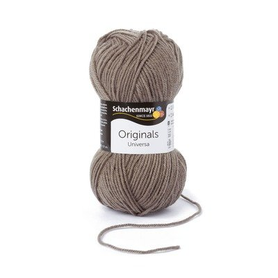 Wool blend yarn Universa - Olive 00072
