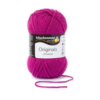 Wool blend yarn Universa - Wine