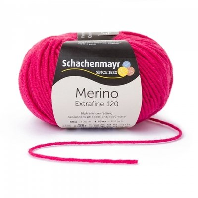 Wool Yarn - Merino Extrafine 120 Cyclam 00138