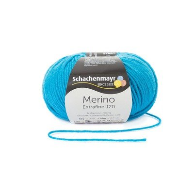 Wool Yarn - Merino Extrafine 120 Iris 00168