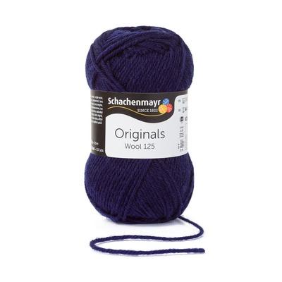 Wool Yarn - Wool125 - Marine 00150