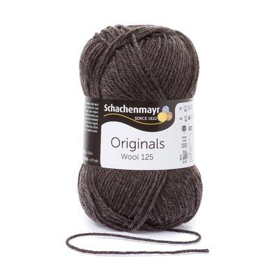 Wool Yarn - Wool125 - Pepper