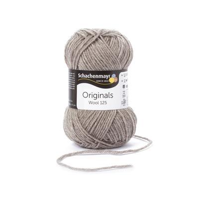 Wool Yarn - Wool125 - Sisal 00104