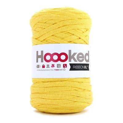 Banda pentru tricotat - Ribbon XL Lemon Yellow