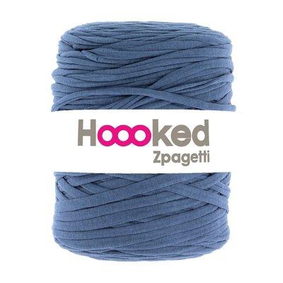 Banda textila pentru tricotat - Zpagetti Blue Tension