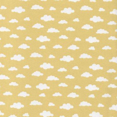 Bumbac imprimat - Ciel Yellow