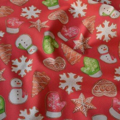 Bumbac imprimat digital - Christmas Cookies