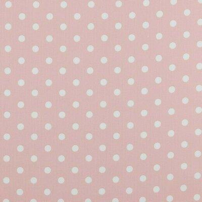 Bumbac imprimat - Dots Light Rose