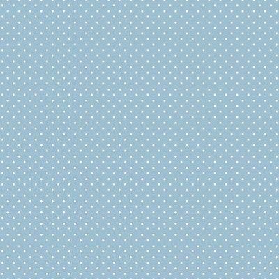 Bumbac imprimat - Petit Dots Blue