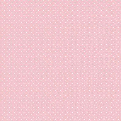 Bumbac imprimat - Petit Dots Rose