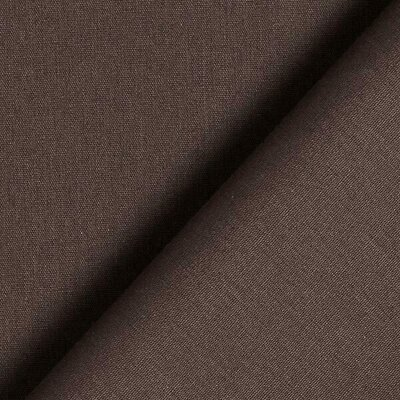 Bumbac uni - Dark Brown