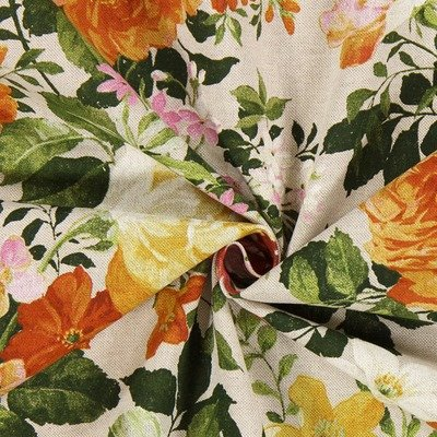 Canvas Floral Revery Linen