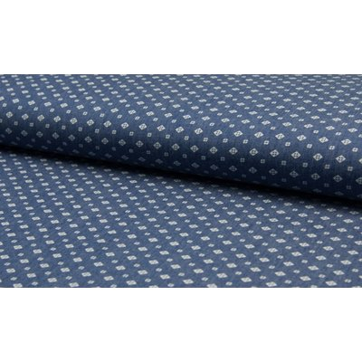 Cotton fabric - Chambray Diagonal