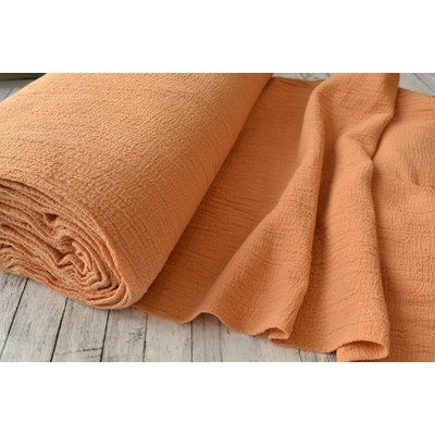 Cotton Gauze Petrisor - Salmon