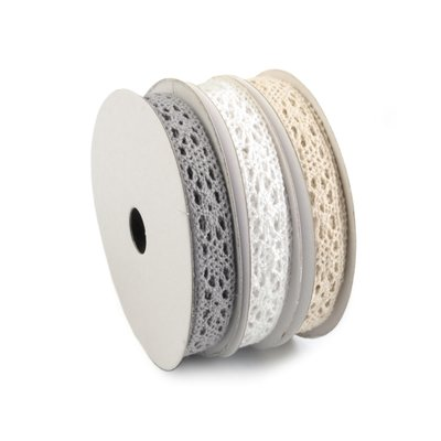 Cotton lace - 5m bobbin