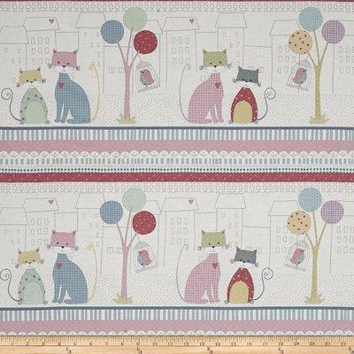Down Town Kitty-Panou Textil 30 cm