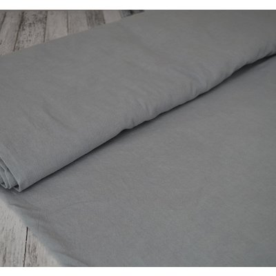 Extrawide Cotton Gauze - Carpatin Grey 2.8