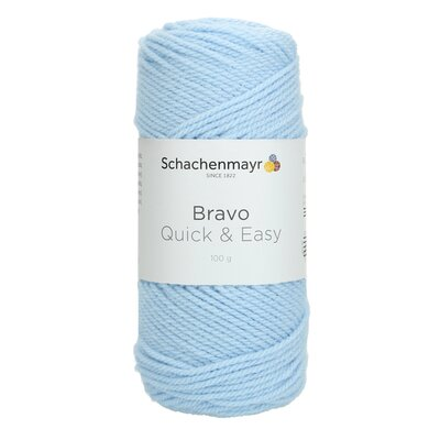 Fir acril Bravo Quick & Easy - Glacier 08363