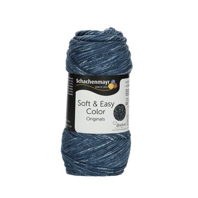 Fir acril Soft & Easy Color - Indigo 00081