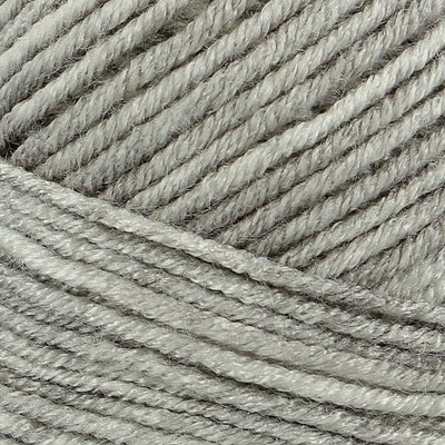Fir acril Soft & Easy Color - Light Grey - 100g
