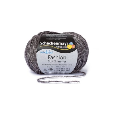 Fir Fashion Soft Shimmer - Antracit