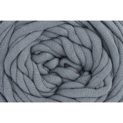 Fir Gros Cotton Jersey Graphite