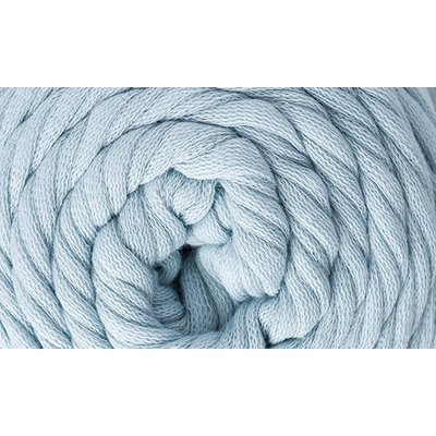 Fir Gros Cotton Jersey Ice Blue