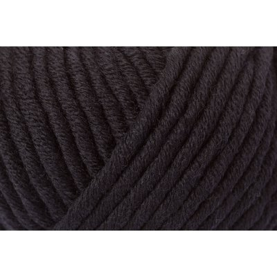 Fir lana - Merino Extrafine 40 - Black 00399
