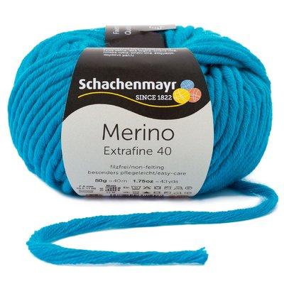 Fir lana Merino Extrafine 40 - Capri 00368