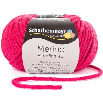 Fir lana Merino Extrafine 40 - Cyclam 00338