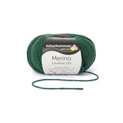 Fire lana - Merino Extrafine 120 Forest 00172