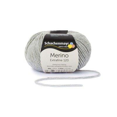 Fire lana - Merino Extrafine 120 Light grey