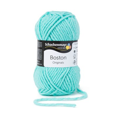 Fire lana si acril Boston-Mint 00066