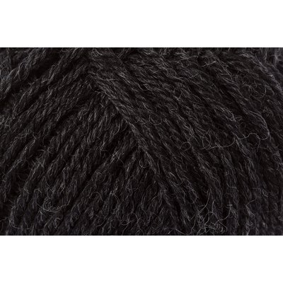Fire Lana - Wool125 - Dark Grey Melange 00197