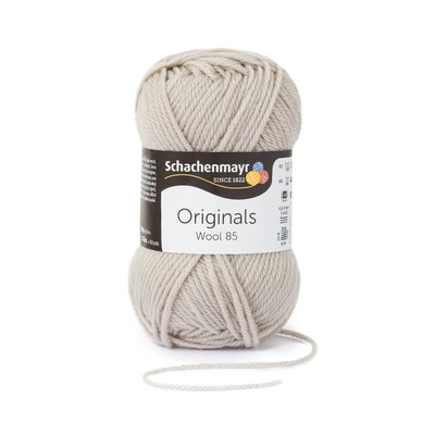 Fire Lana Wool85 - Oatmeal 00293