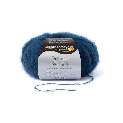 Fire Mohair Kid Light - Indigo Degrade