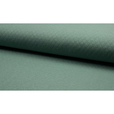 Jerse Cotton Diamond - Dusty Mint