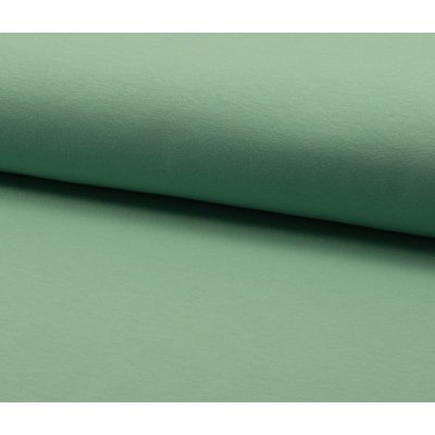 Jerse french terry brushed - Mint
