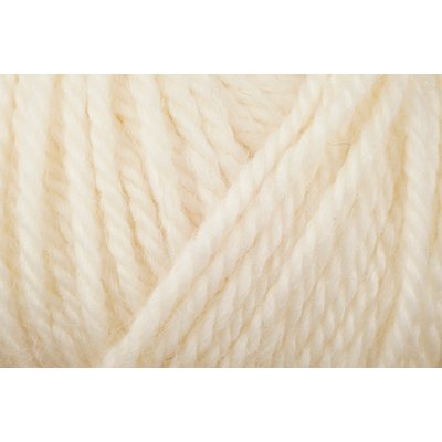 Knitting Yarn - Alpaca Classico - Natural White 00002