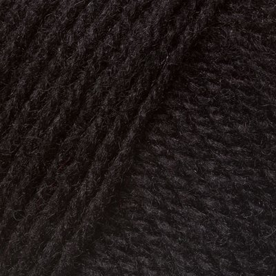 Knitting Yarn - Trachtenwolle - Black