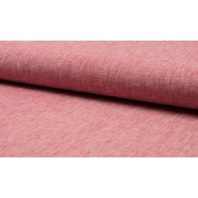 Material 100% In - Linen Georgio Red