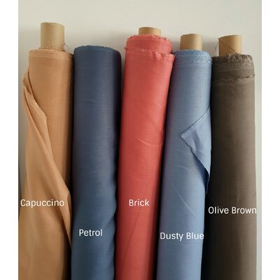Material 100% In Premium - Olive Brown