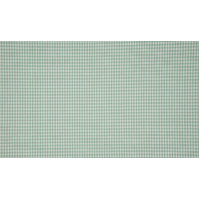 Material bumbac - Mini Gingham Dusty Mint