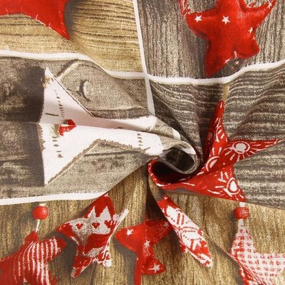 Material Canvas - Christmas Stars