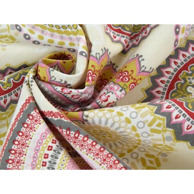 Material Home Decor - Mandala Cream