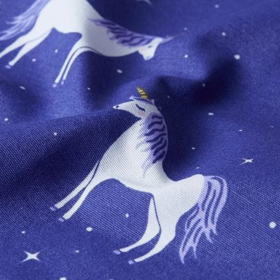 Material Home Decor - Unicorns