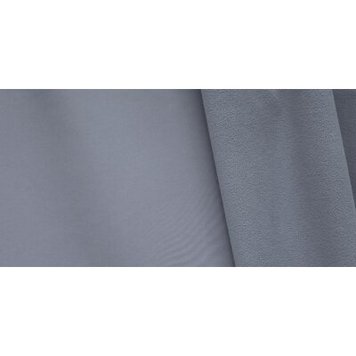 Material impermeabil si calduros Soft Shell - Dark Grey
