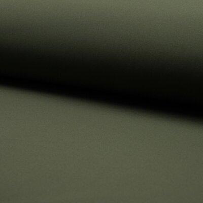 Material impermeabil si calduros Soft Shell - Khaki