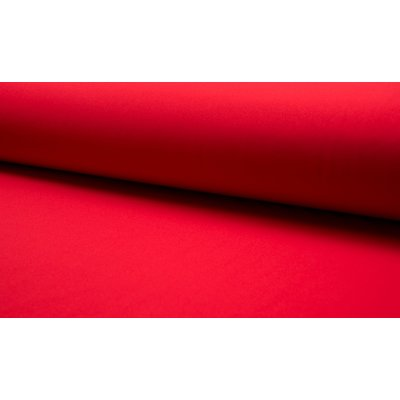 Material impermeabil si calduros Soft Shell - Red