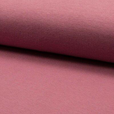Material tubular Rib pentru mansete - Old Rose